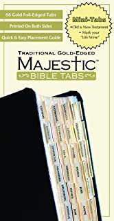thumb tabs for bible