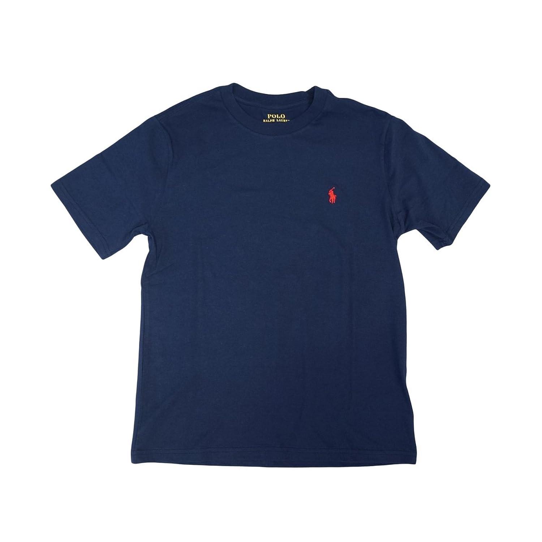 (ポロ ラルフローレン)POLO Ralph Lauren 半袖 Tシャツ ボーイズ(男の子用) メンズ レディース ポニーマーク ワンポイント [並行輸入品]