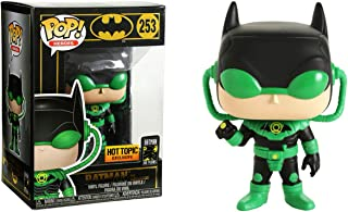 Funko Batman The Dawnbreaker (Hot Topic Exclusive): Batman 80 Years x POP! Heroes Vinyl Figure & 1 POP! Compatible PET Plastic Graphical Protector Bundle [#253 / 36349 - B]