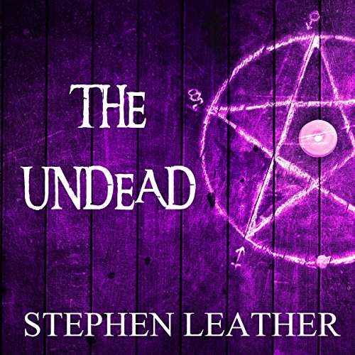 The Undead audiobook cover art