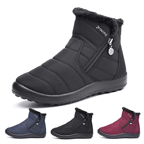 6b15f80e9ac Waterproof Womens Boots: Amazon.co.uk
