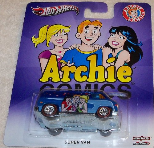 Mattel Hot Wheels - Archie Comics - Super Van