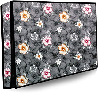 Stylista Printed led tv Cover Compatible for VU 43 inches led tvs (All Models)