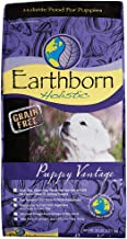 Earthborn Holistic Puppy Vantage Grain Free Dry Dog Food, 28 Lb.