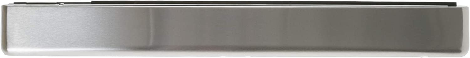 GE WB07X11392 Genuine OEM Vent Grille (Stainless Steel) for GE Microwaves: Home Improvement