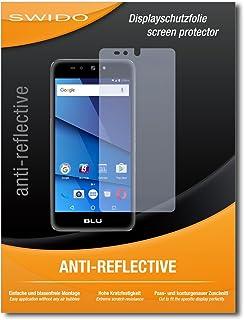 4873265d799 2 x SWIDO® Protector de pantalla BLU Grand XL LTE Protectores de pantalla de  película