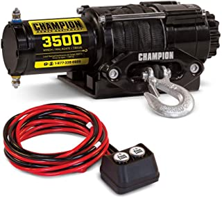 Best champion electric winch Reviews