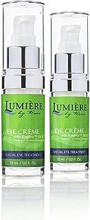 Lumière by René Eye Cream – Eye Cream, Anti-aging, Dark Circles, Anti-wrinkle, Firming Cream, Puffiness