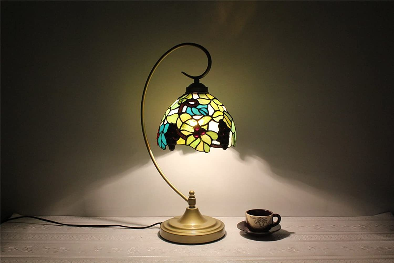 TRRE-8-Zoll-ländlichen Landschaft Spaß Trauben Lampe Perlen gehobenen europäischen und und und amerikanischen Stil handgemachte Lampe B01FHJKF94     | Angemessener Preis  d941b4