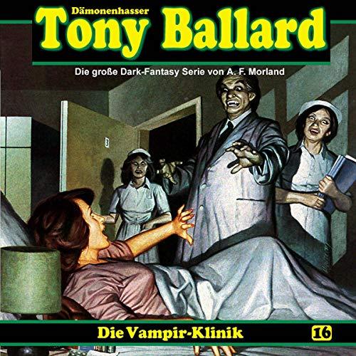 Die Vampir-Klinik cover art