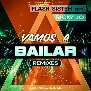 Vamos a Bailar (feat. Ricky Jo) [Remixes]