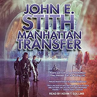 Manhattan Transfer                   By:                                                                                                                                 John E. Stith                               Narrated by:                                                                                                                                 Kevin T. Collins                      Length: 15 hrs and 21 mins     5 ratings     Overall 4.8