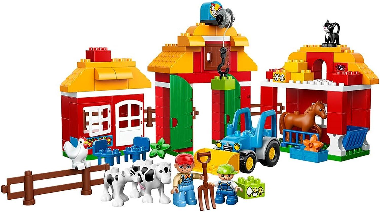 Duplo LEGO Ville 10525 Big Farm