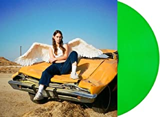 Dream Girl - Exclusive Limited Edition Spring Green Colored Vinyl LP (Only 1500 Copies Pressed Worldwide)