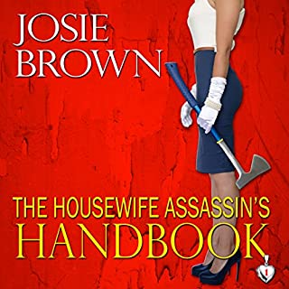 The Housewife Assassin's Handbook cover art