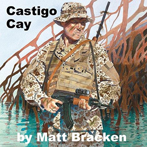 Castigo Cay audiobook cover art