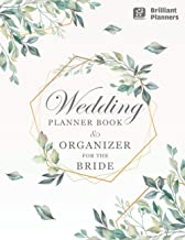 Wedding Planner Book and Organizer for the Bride: Wedding Planning and Organizer   Wedding Checklist   Detailed Guest List...