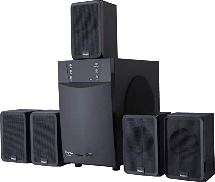 2d884db2f IMPEX 5.1 Bluetooth Speaker system price in India June 2019 Specs ...