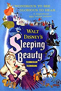 Sleeping Beauty POSTER Movie (27 x 40 Inches - 69cm x 102cm) (1959) (Style B)