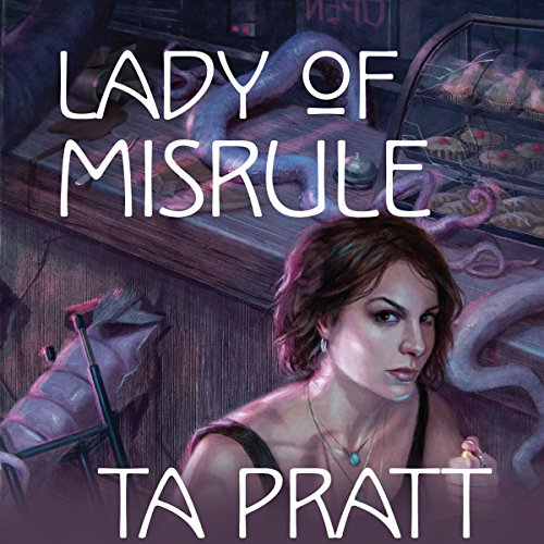 Lady of Misrule cover art