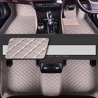 E82 Alfombrilla para piloto de BMW Serie 1 E81 E87 y E88 Color Negro Kh Teiel