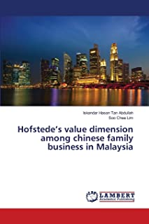 Hofstede's value dimension among chinese family business in Malaysia