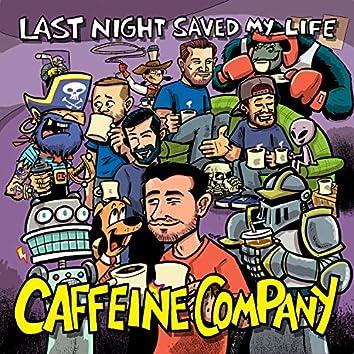 Caffeine Company