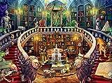 Ceaco Seek & Find Antique Library Puzzle - 1000Piece