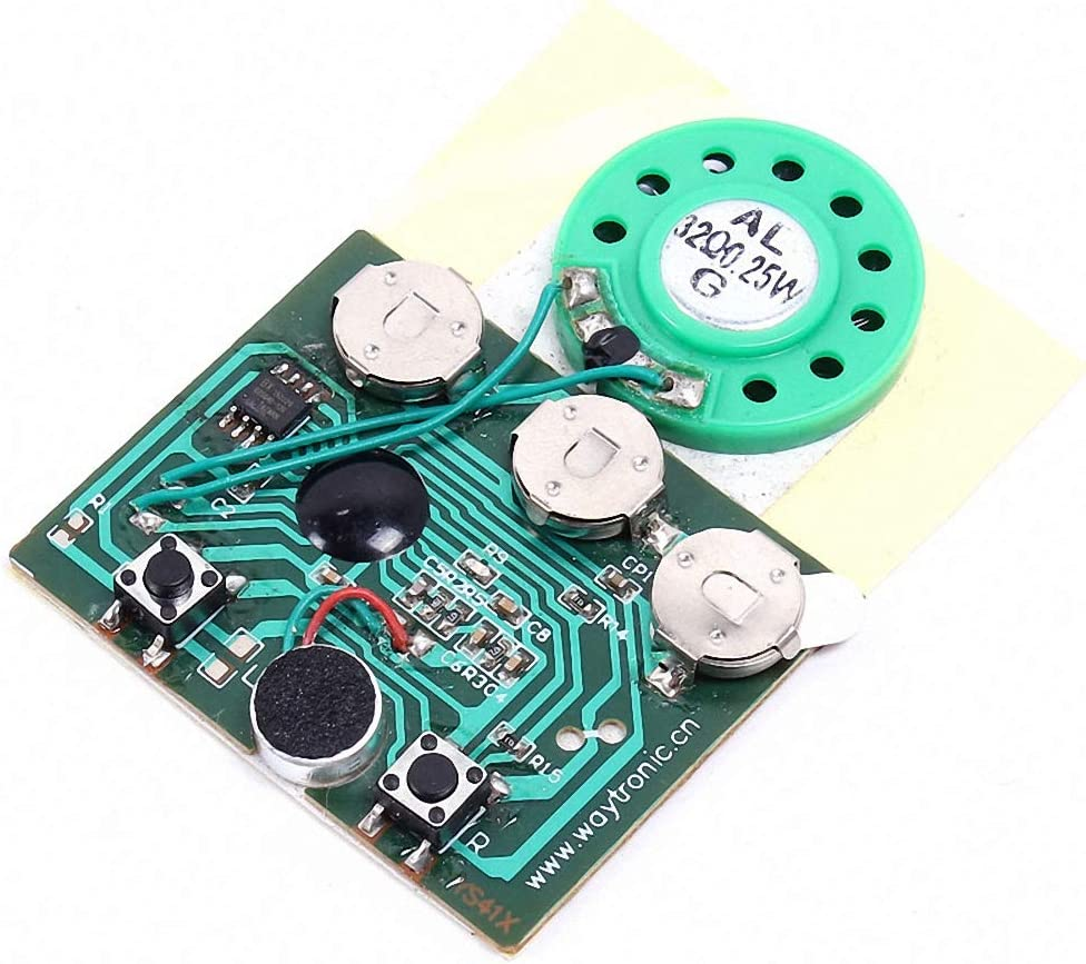 Chip unisex Programmable Music Board for Greeting 30secs DIY Card Gifts Chicago Mall