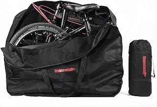 comprar comparacion Selighting Bolsa Transporte Bicicleta Plegable, Bolsa de Almacenamiento de Bici Bolsa para el Manillar Bolso Plegable para...