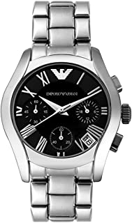 Emporio Armani Womens Quartz Watch, Chronograph Display and Stainless Steel Strap AR0674