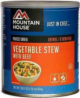 dehydrated beef stew recipe