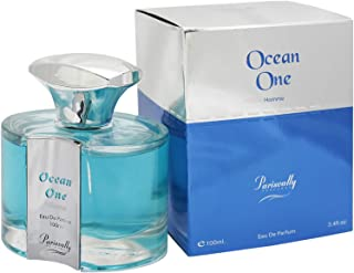 Ocean one Blue by Parisvally for Men - Eau de Parfum, 100 ml