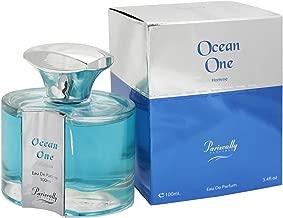 Ocean one Blue by Parisvally for Men - Eau de Parfum, 100 ml