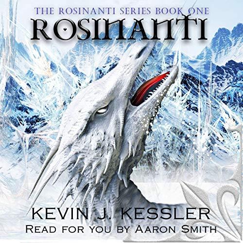 Rosinanti Audiobook By Kevin J. Kessler cover art