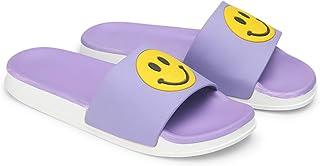 ZABKY Women & Girls Cute Smiley Slippers