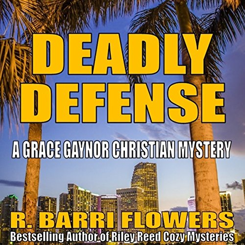 Deadly Defense audiobook cover art
