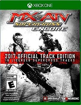 MX vs ATV  Supercross Encore - 2017 Official Track Edition - Xbox One 2017 Track Edition Edition