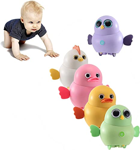 new arrival Electric Chick Toys Interactive Chicken Duck Animal Toy for popular Toddler Electric Crazy Chicks Boy Toy Magnetic Swinging Chicken Toys Preschool Learning Toy Electronics Chick Toy Gift for Kids, Set 2021 of 5 online