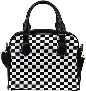 Funny Design Women's PU Leather Purse Handbag Shoulder Bag