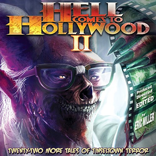 Hell Comes to Hollywood II audiobook cover art