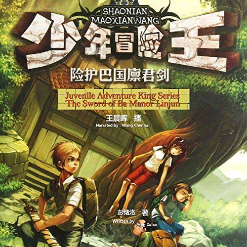 少年冒险王系列:险护巴国廪君剑 - 少年冒險王系列:險護巴國廩君劍 [Juvenile Adventure King Series: The Sword of Ba Manor Linjun] (Audio Drama) audiobook cover art