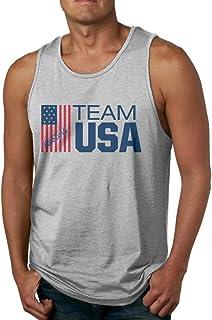 Team USA 2016 Rio Men Tank Top Shirs