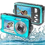 Best Underwater Digital Cameras - Underwater Camera, Waterproof Camera Full HD 2.7K 48MP Review
