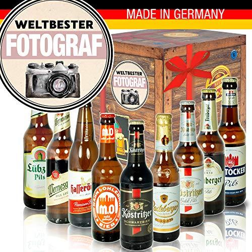 Weltbester Fotograf - Ostdeutsche Biere - Geschenk Fotograf