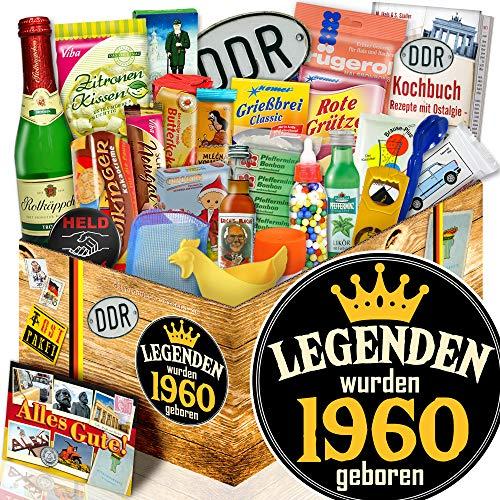 Legenden 1960 / DDR Set / 1960 Geschenk Mann