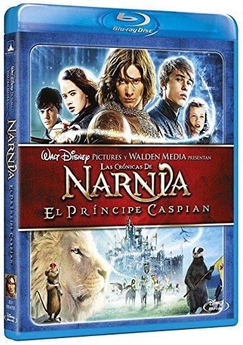 Las Crónicas De Narnia: El Principe Caspian [Blu-ray]