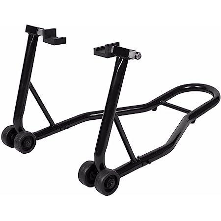 Venom Motorcycle Rear Swingarm Paddle Wheel Lift Stand For Kawasaki Ninja Samurai Avenger 250 250R