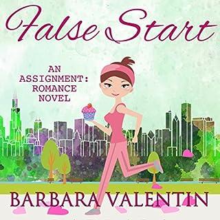 False Start audiobook cover art