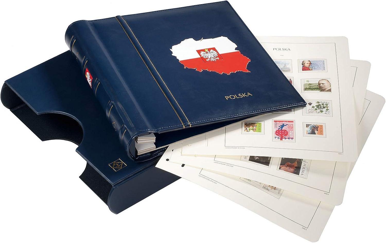 Compra calidad 100% autentica Leuchtturm 336829 SF-álbum SF-álbum SF-álbum preimpresas Tapas DP, Diseño Class  vendiendo bien en todo el mundo